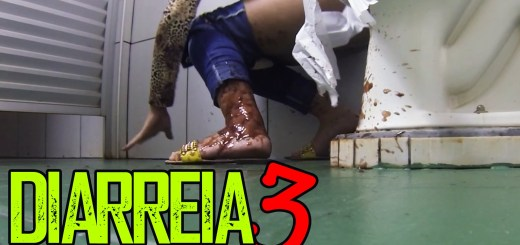 Apanhados diarreia