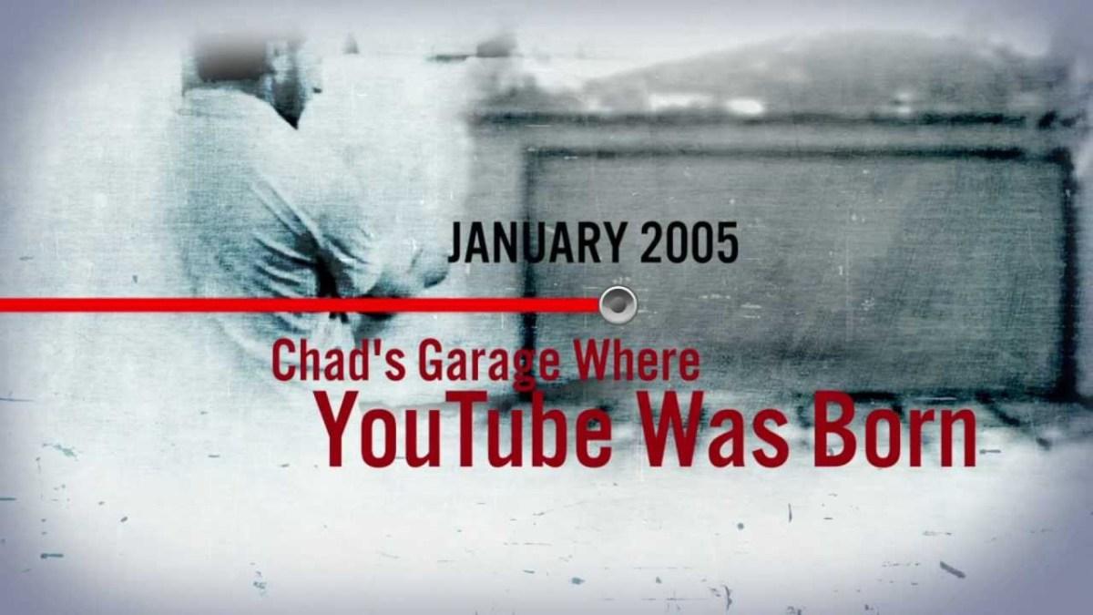 Parabéns YouTube
