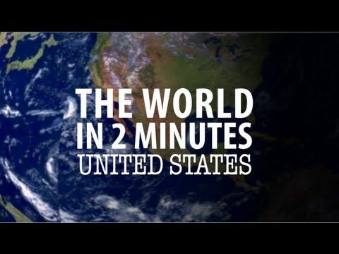 Estados Unidos em 2 minutos
