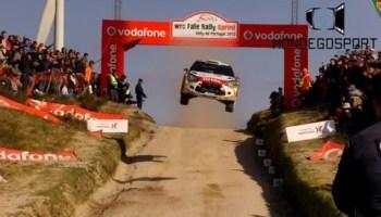 Rally de Portugal, faltam 2 dias! Considerado por muitos o melhor rally do mundo, facilmente se percebe porquê, basta reparar no final do vídeos a imponente moldura humana, que vibra com os pilotos. No próximo dia 11 deste mês começa mais uma etapa do WRC (World Rally Championship) até lá veja algumas imagens cheias de adrenalina, espectáculo e velocidade