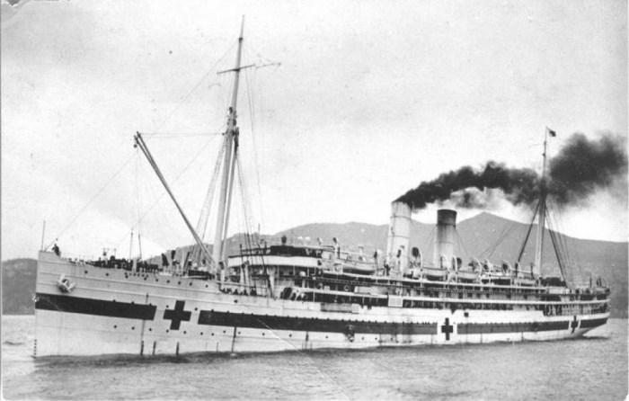 SS Maheno