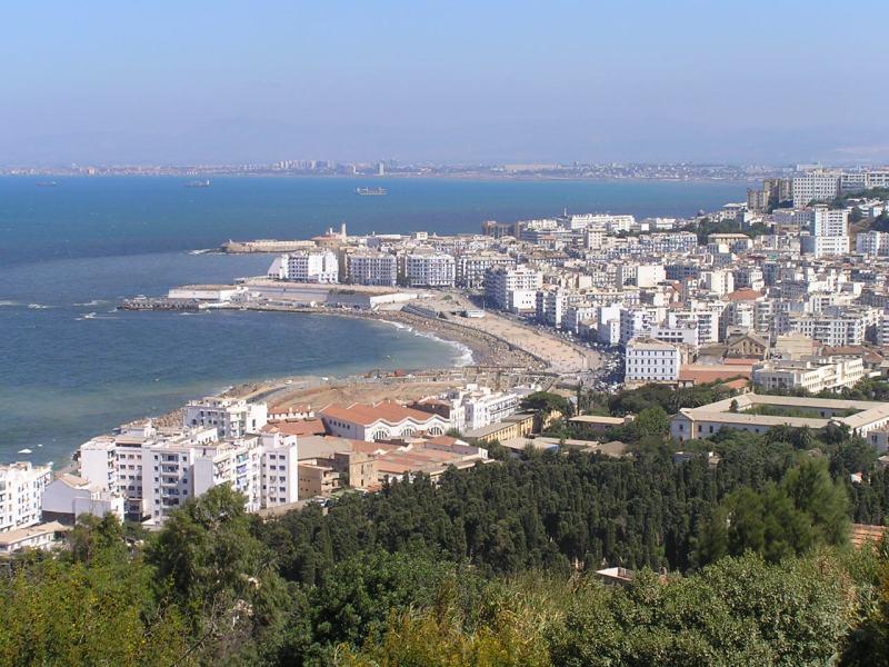 Maiores países do mundo - Argélia