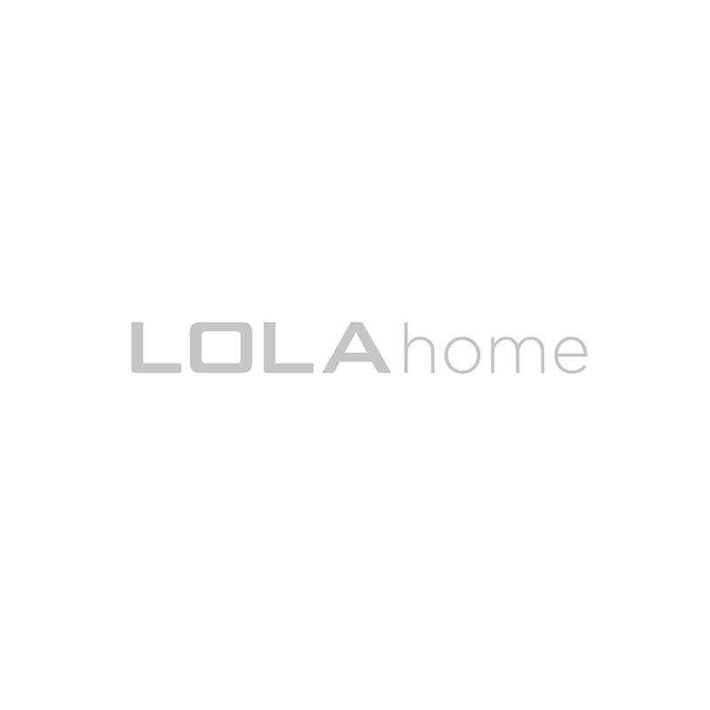 Alfombra de saln industrial gris de bamb  LOLA home