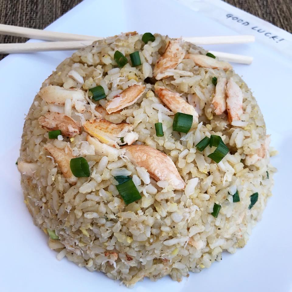Crab Fried Rice Lola Kusinera