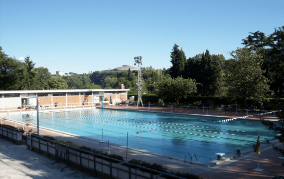 Best swimming pools in Rome  Rome City Guide for Kids