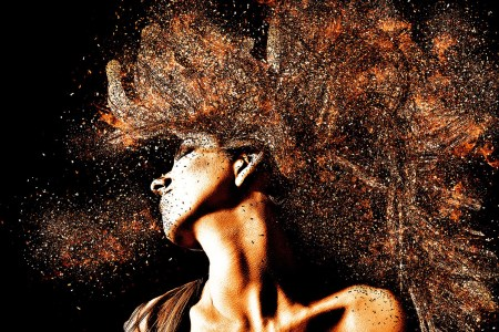 La caída del cabello en la menopausia.