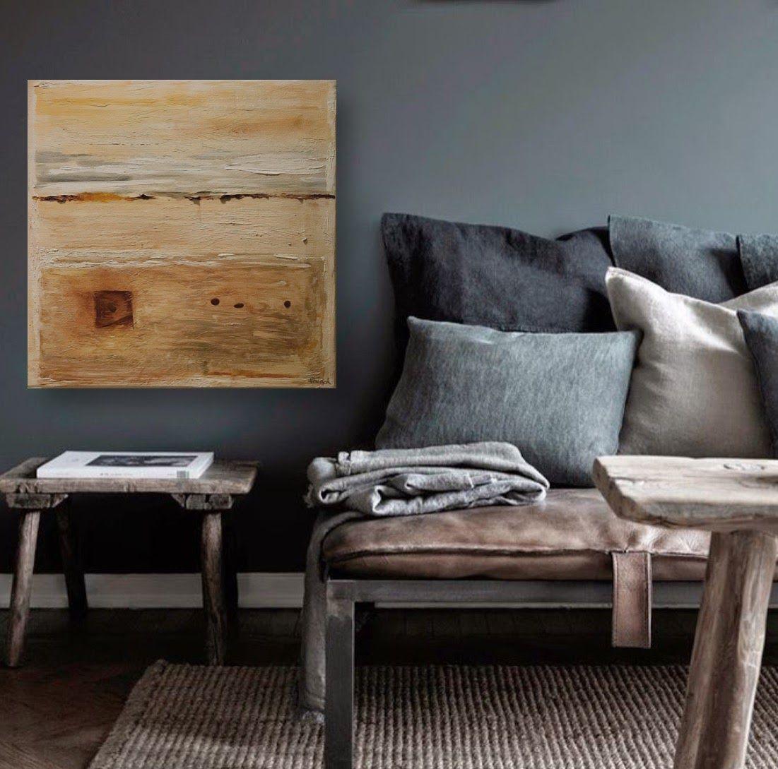 Cuadro abstracto minimalista