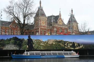 L - Holland - Amsterdam - Centraal Station