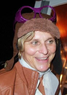 Amelia Earhart aka Jane Moodey