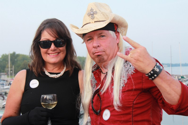 Connie Frances & Bret Michaels of Poison aka Connie Letersky & Joe Letersky
