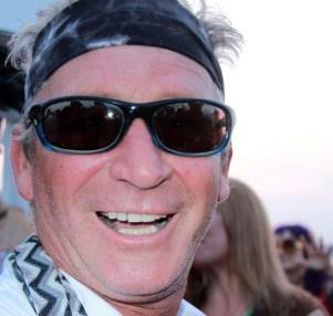 Crazy Keith Richards aka Barry Raycroft