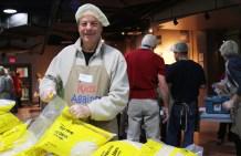 Rotarian John Smale