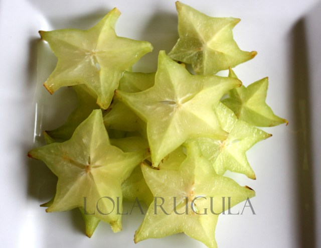 lola rugula starfruit photo