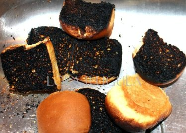 lola rugula burnt buns