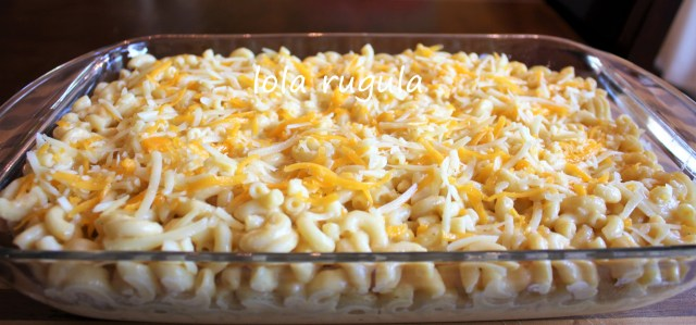 lola rugula easy mac and cheese recipe