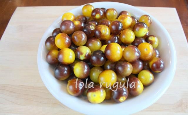 lola rugula golden gazpacho