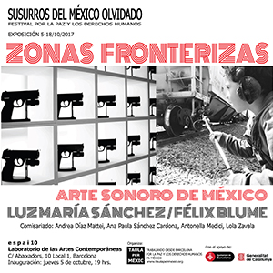 Expo: Zonas fronterizas
