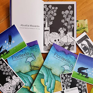 Ilustración en Florilexio, antología de cuentos ilustrados