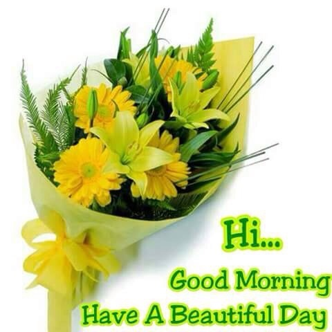 Gud Morning And Have A Beautiful Day Ahead