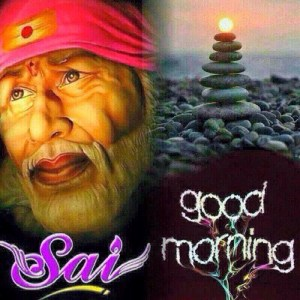 sai good morning