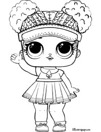74 Top Lol Doll Coloring Pages Genie Images & Pictures In HD