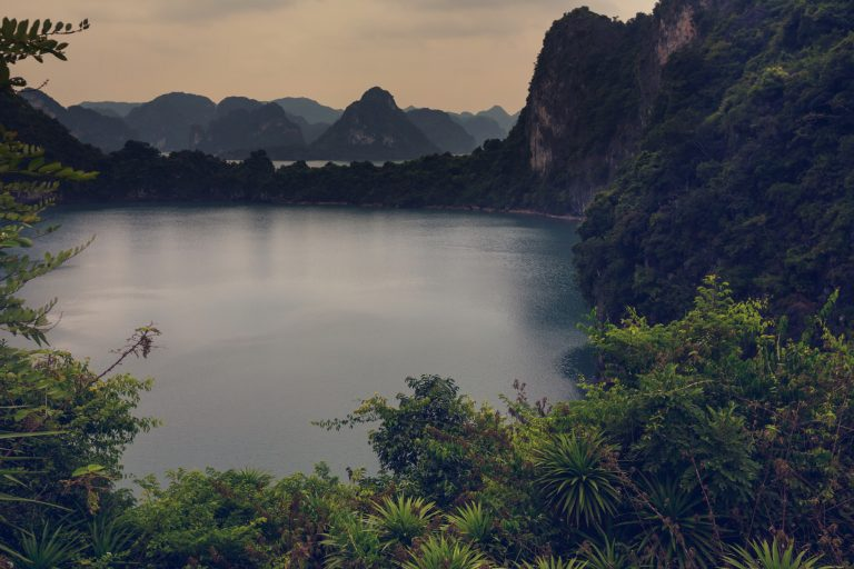 Vietnam - Mysterious Halong Bay