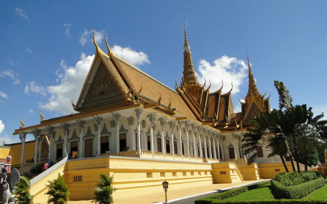 Die neue Stadttour durch Phnom Penh