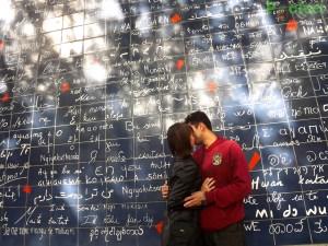 Mur des Je t'aime