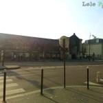 A estação de Versailles Rive Gauche