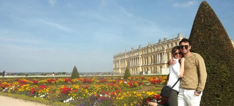 Relato & Dicas: Palácio de Versailles