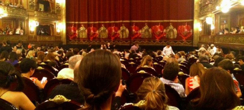 Teatro Colón: o dilema da escolha do lugar