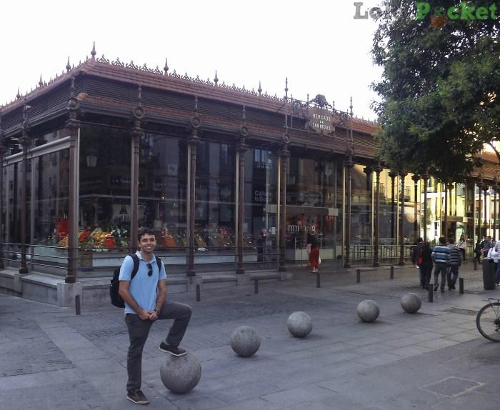 Mercado de San Miguel - Madri