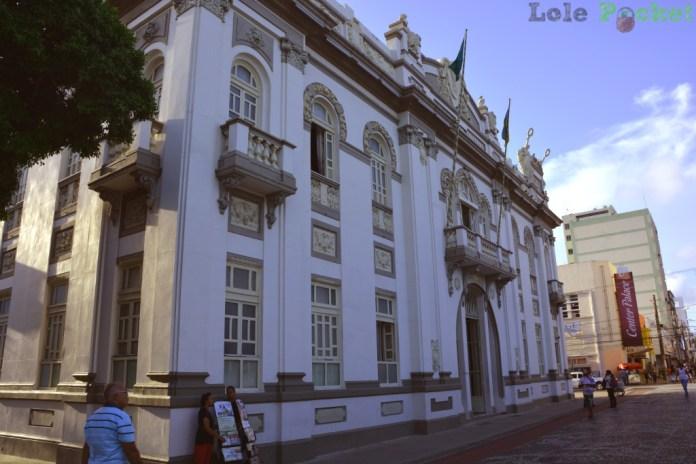 Palácio Museu Olímpio Campos - Aracaju