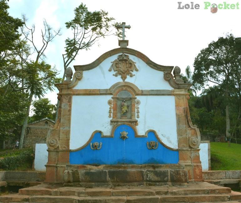Chafariz de São José - Tiradentes