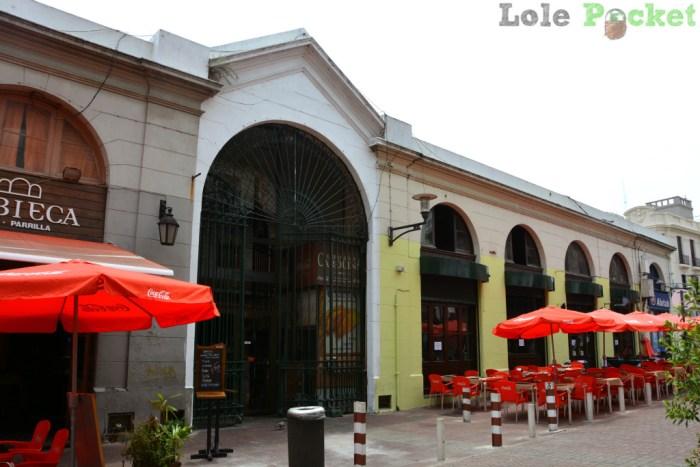 O Mercado del Puerto, Montevidéu