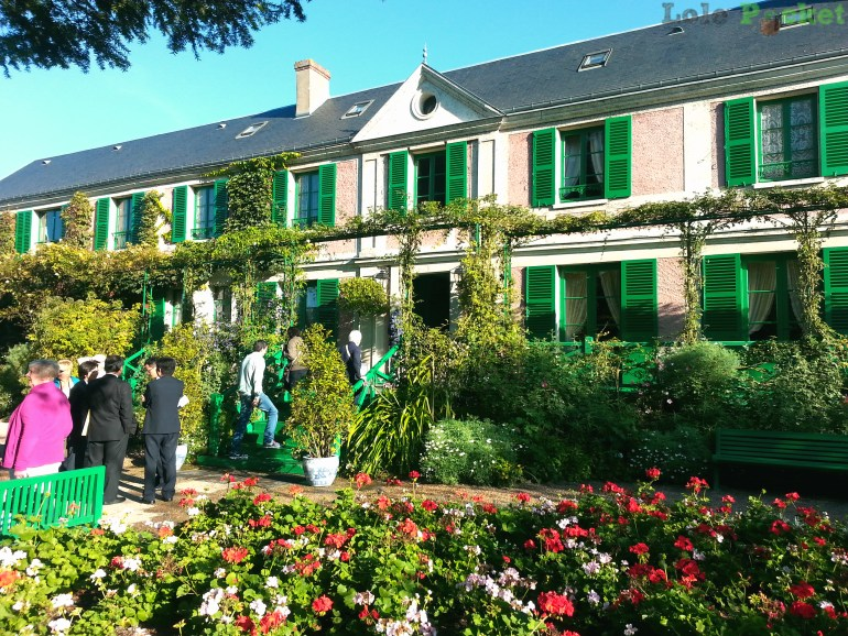 A casa de Monet - Giverny
