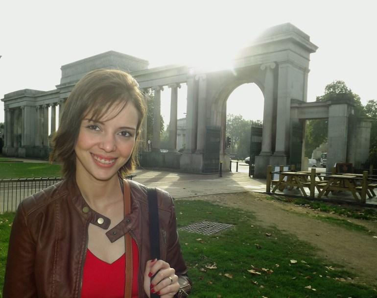 Apsley Gate - Hyde Park - Londres
