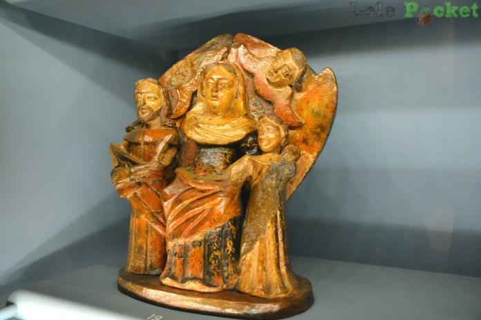 A família completa - Museu de Sant'Ana - Tiradentes