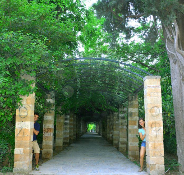 Passeio Jardim Nacional de Atenas - Grécia