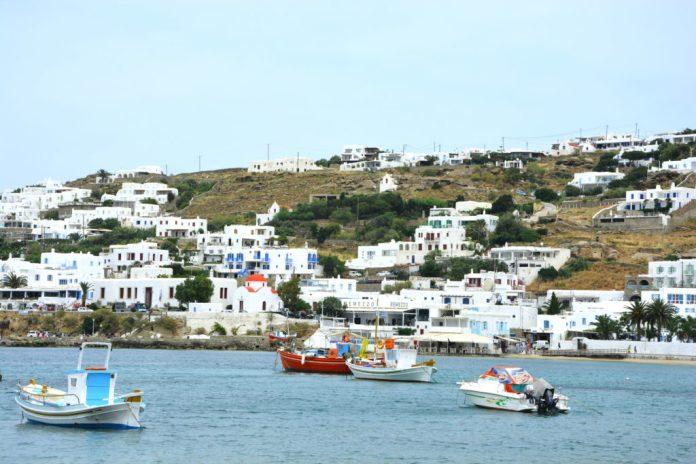 Old Port - Mykonos