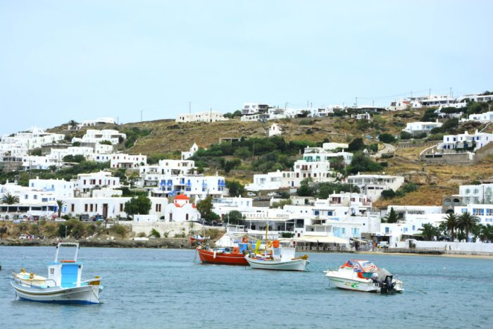 Old Port - Mykonos