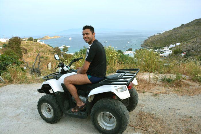 Quadriciclo - Mykonos