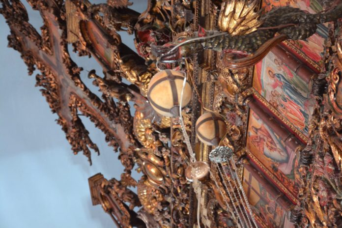 Incensário - Monastério Panagia Paratourliani - Mykonos