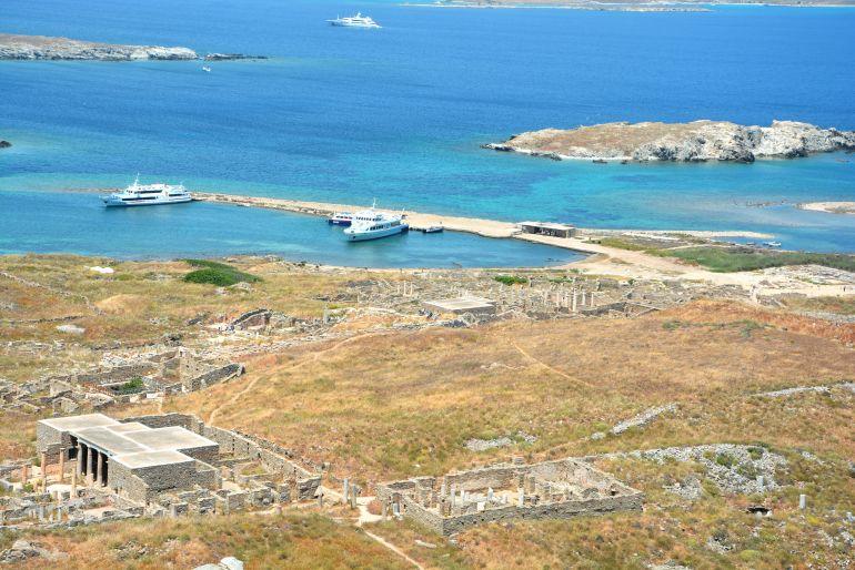 Ilha de Delos
