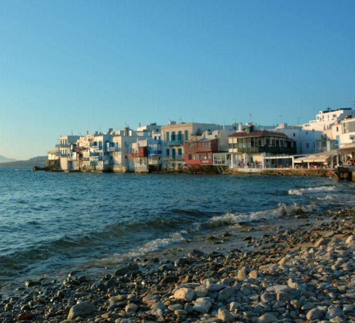 Little Venice - Mykonos