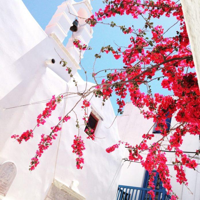 Mykonos - Construções Brancas