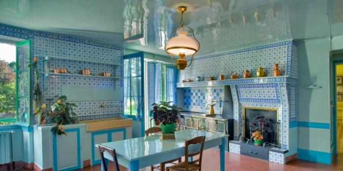Cozinha - Foto de Divulgação da Fondation Monet
