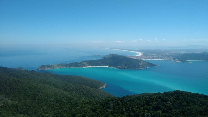vista farol - Arraial do Cabo