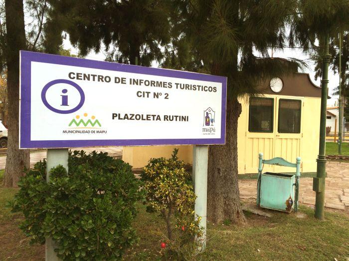 Centro de Informações Turísticas - Maipú - Mendoza