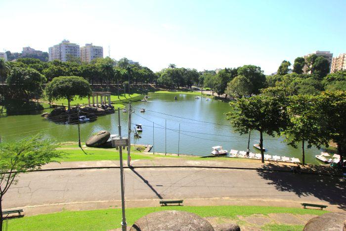 Quinta da Boa Vista - corrida no Rio de Janeiro